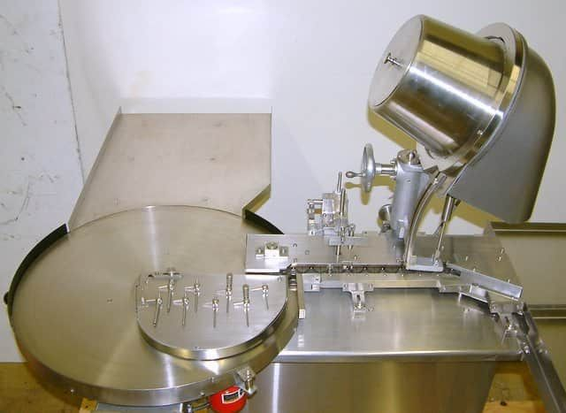 COZZOLI VIAL / AMPULE FILLER & CAPPER, MODEL FSV30SS