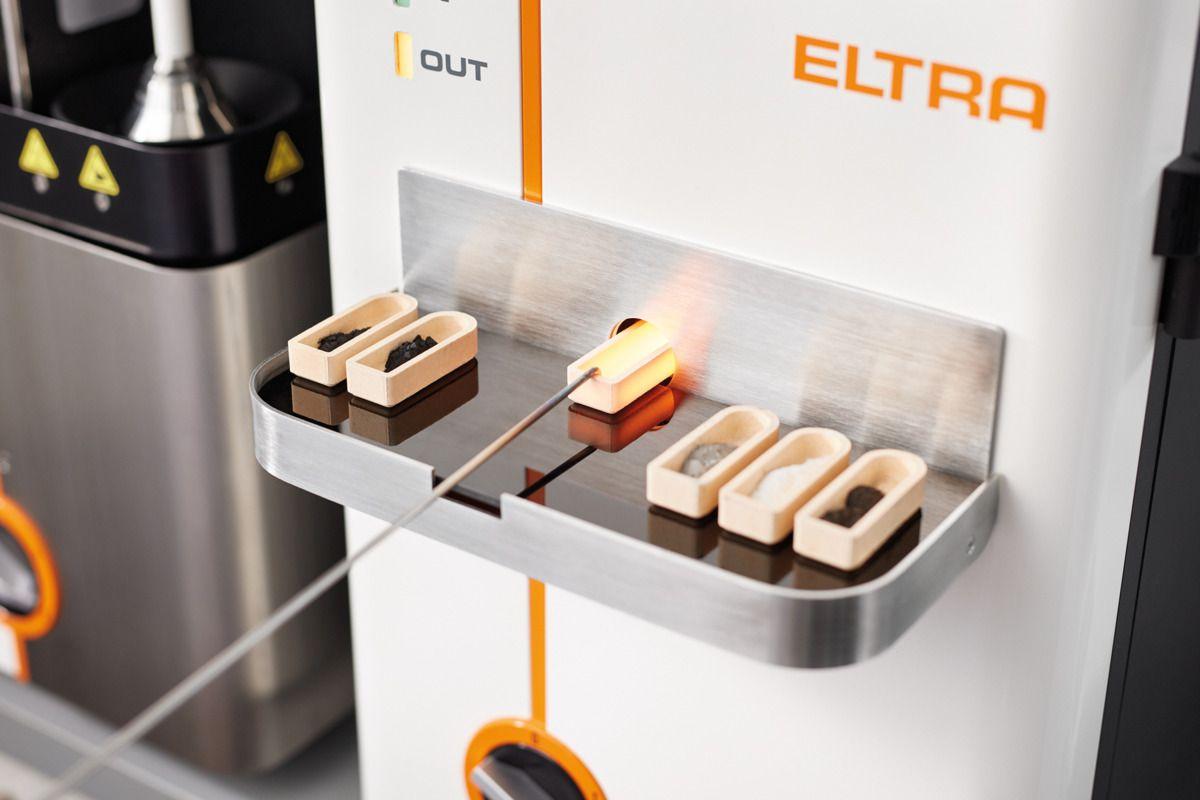 Eltra Carbon/Sulfur Analyzer Elementrac CS-d