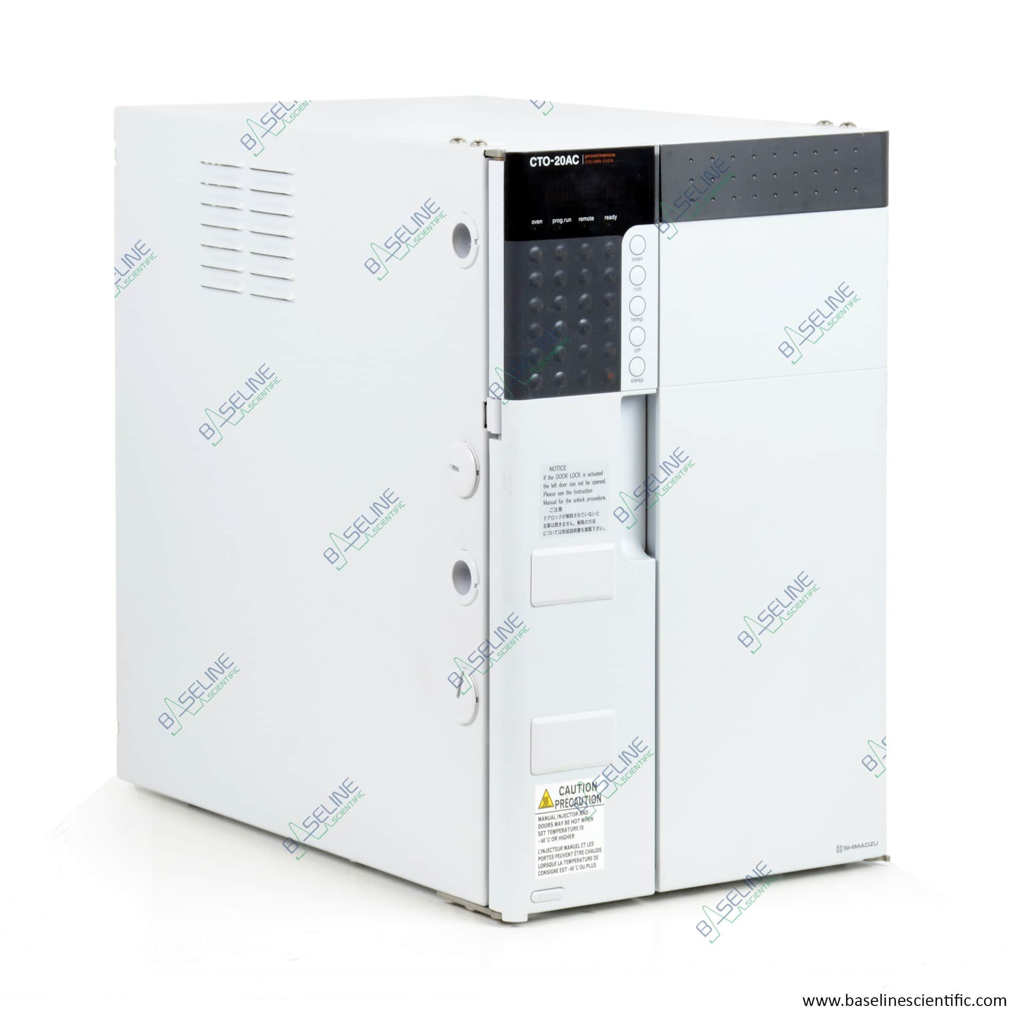 Refurbished Shimadzu CTO-20AC Prominence FPLC Column Oven with ONE YEAR WARRANTY