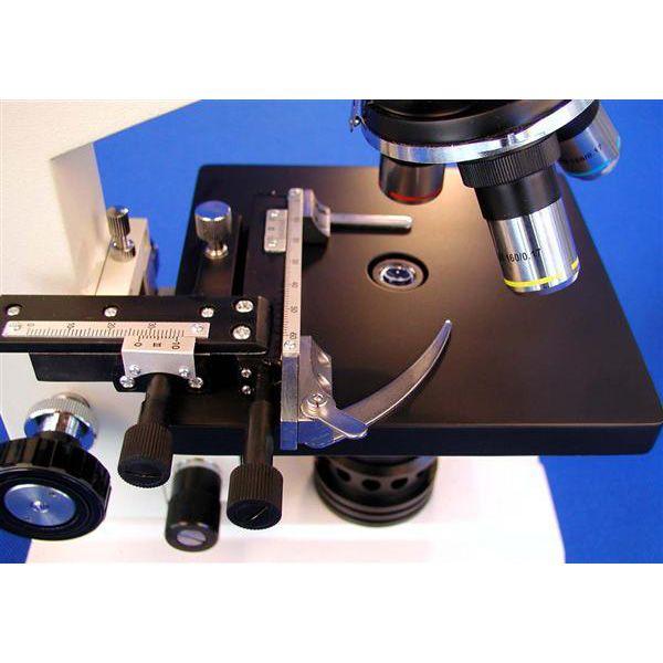 AmScope 40x-400x Biological 2-View Biological Microscope