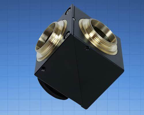 Dual C-Mount Splitter (DCMS) from ASI