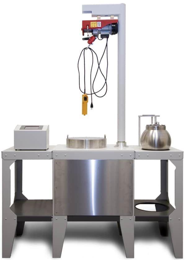Parr Instrument Company 6790 Detonation Calorimeter