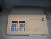 LAB EQUIPMENT Hach dr 3000 spectrophotometer model # 19600-00, S/N # 881001749 50/60 hz, max input r