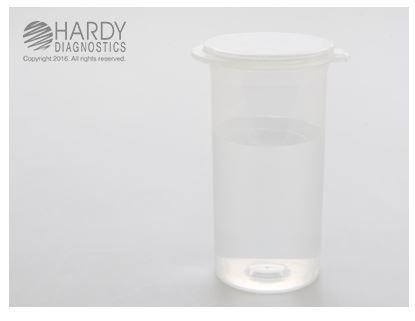 Hardy Diagnostics Butterfield's Phosphate Buffer - Dilu-Lok™, 99ml fill, 50/pk