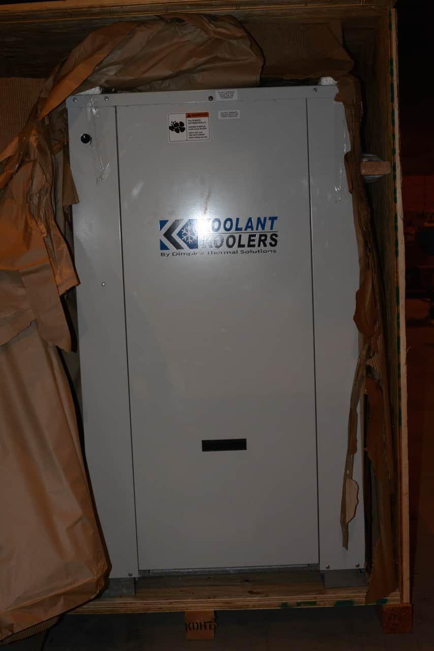 KOOLANT KOOLERS, Model SV5000-W by DIMPLEX THERMAL SOLUTIONS