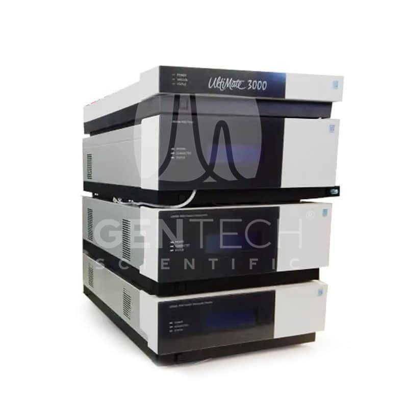 Dionex UltiMate 3000 HPLC with VWD & Chromeleon Data System