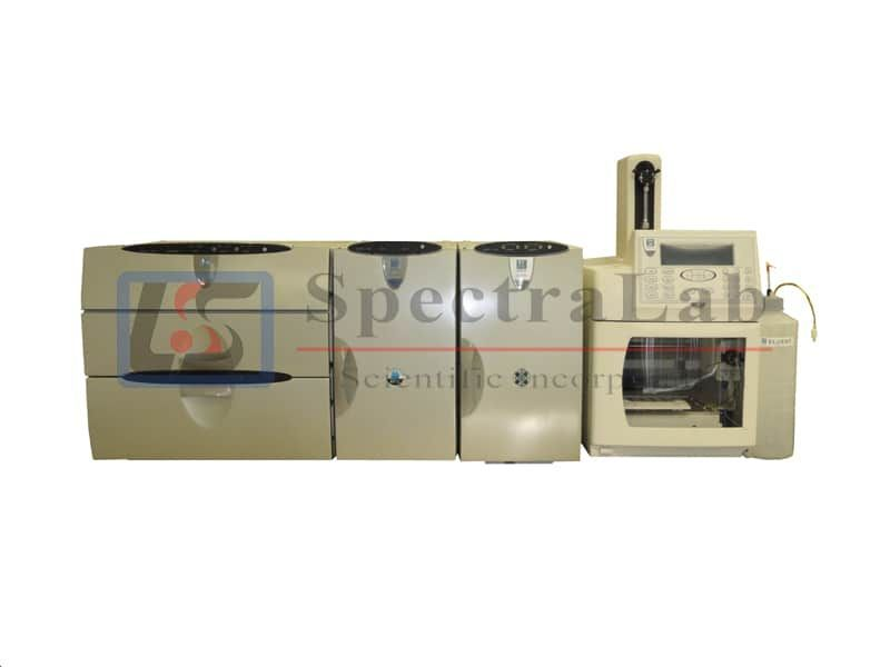 Dionex ICS-3000 Ion Chromatography System with AS Autosampler, Dual Pump, Eluent Generator, Detector, and Eluent Organizer