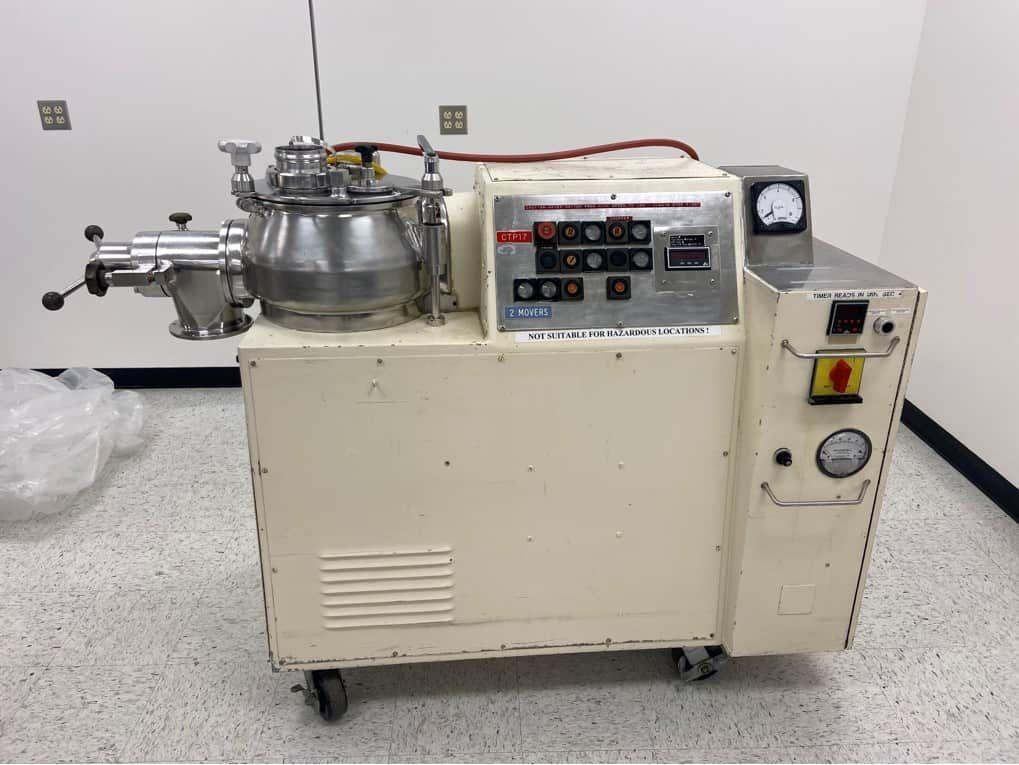Diosna P25 High-Shear Mixer-Granulator