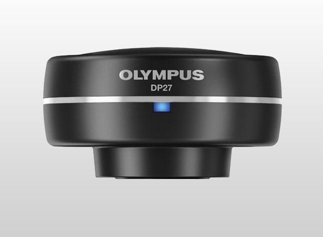 Olympus DP27 Color Camera