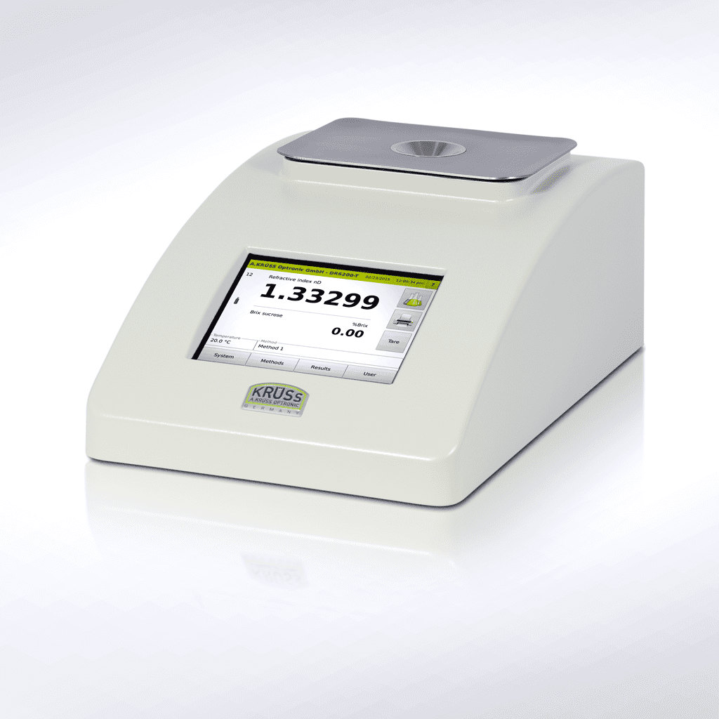A.KRÜSS OPTRONIC HIGH PRECISION DR6000 DIGITAL REFRACTOMETER