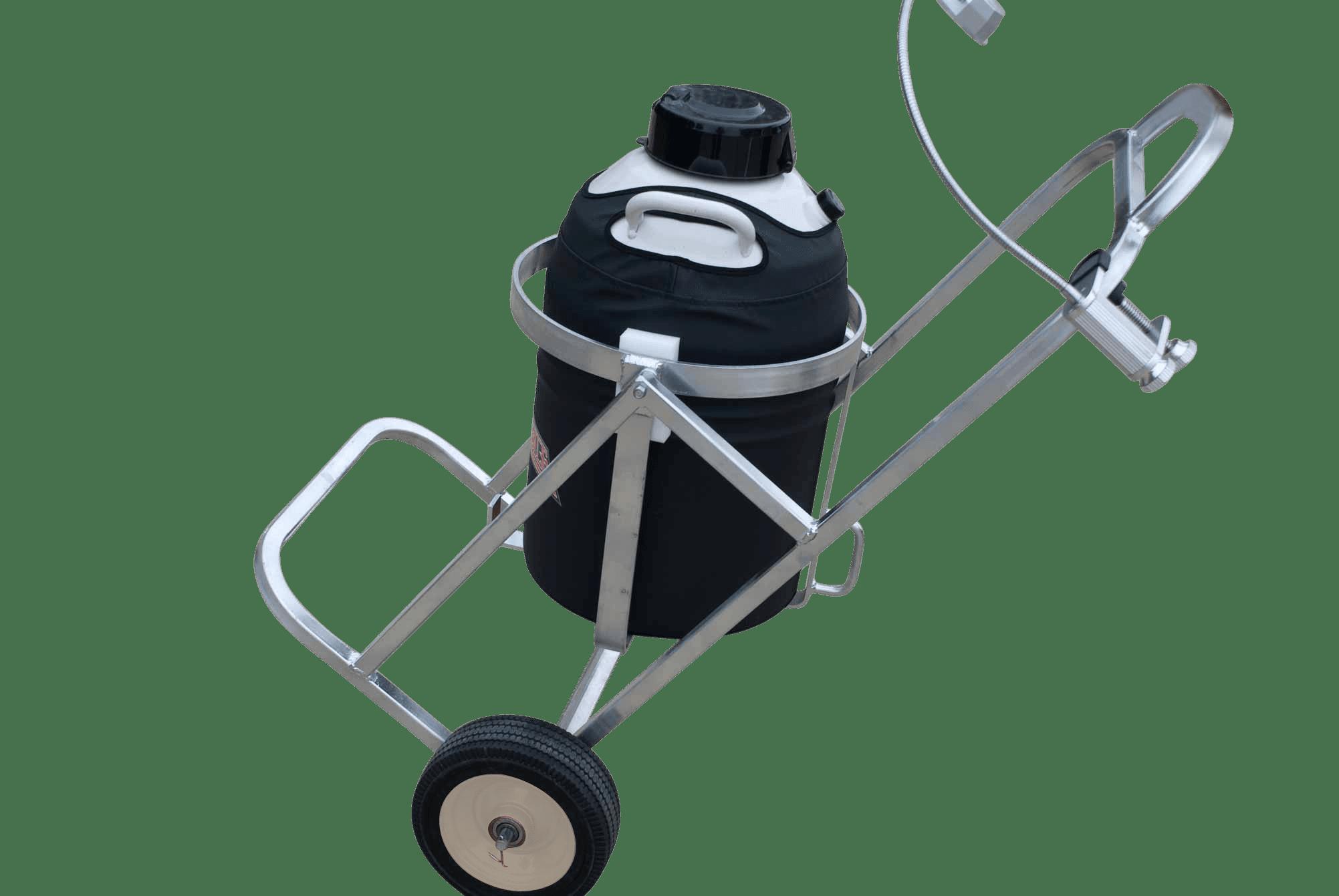 Tankmobile - New Item - Move your semen tanks/lab units easily