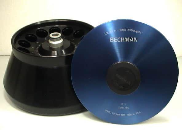 Beckman Coulter JA-17 Centrifuge Rotor