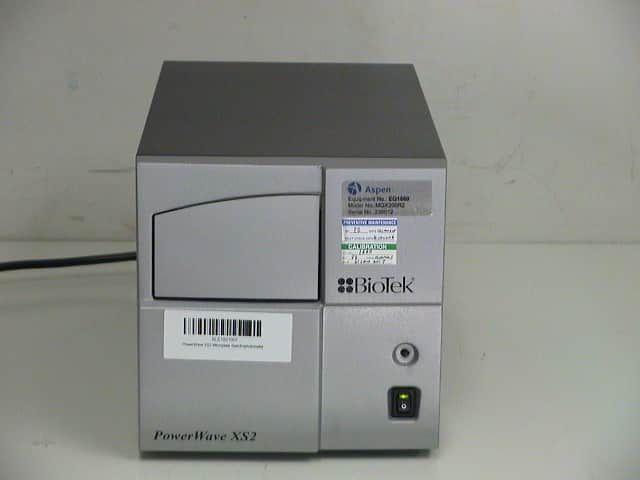 Biotek Powerwave XS Microplate Reader