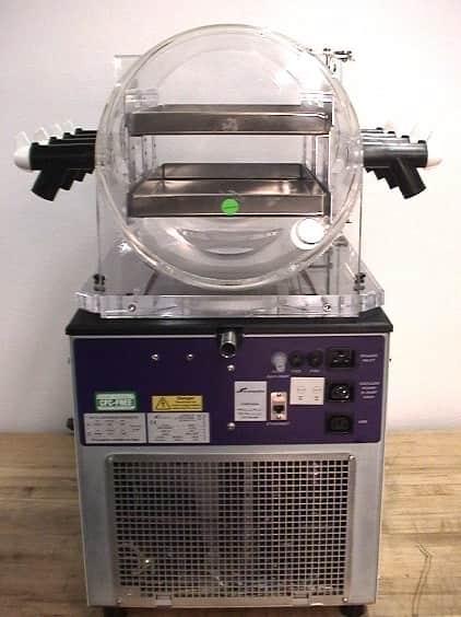 SP Scientific BTP-3XL Benchtop Pro with Omnitronics 3 Liter Freeze Dryer