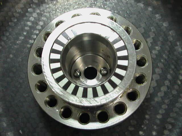 Piramoon Technologies Fiberlite F40L-8x100 Fixed Angle Rotor