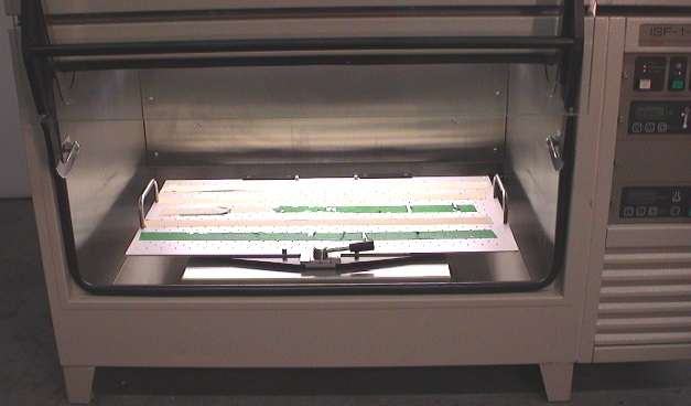 Kuhner ISF-1-W Shaking Incubator with Heating, Cooling & Shaking