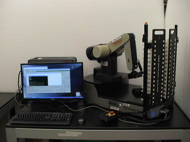 Thermo CRS Catalyst Express FO1229 Robotic Workstation