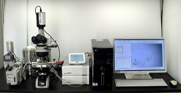 Nikon Eclipse LN100N POL Polarizing Freeze Dry Microscope System