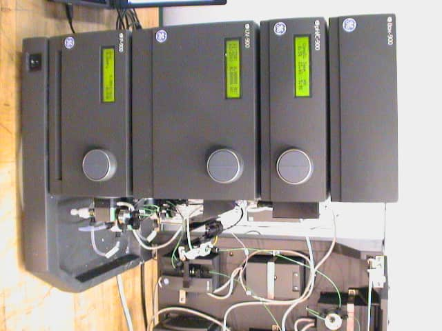 Fully Refurbished GE Healthcare Akta Explorer FPLC System