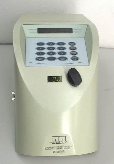 Misonix S-3000 Sonicator with Optional Cabinet and Probes
