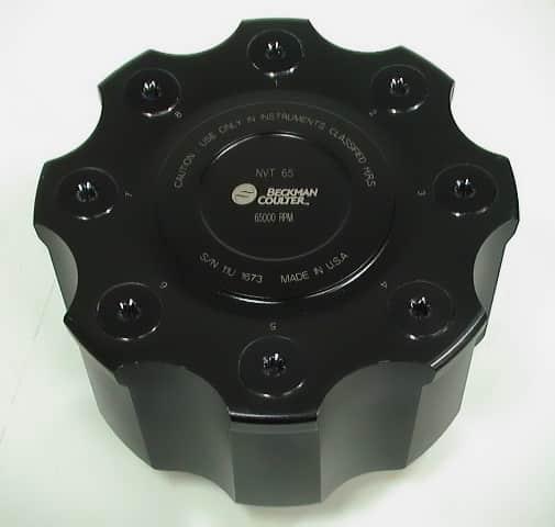 Beckman Coulter NVT 65 Centrifuge Rotor