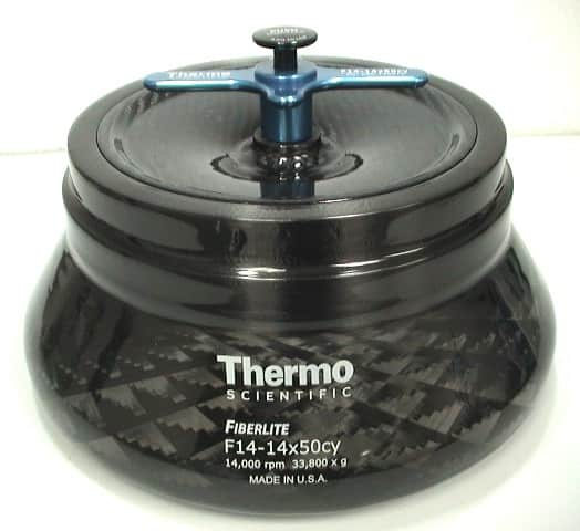 Thermo Scientific Fiberlite F14-14x50cy Centrifuge Rotor