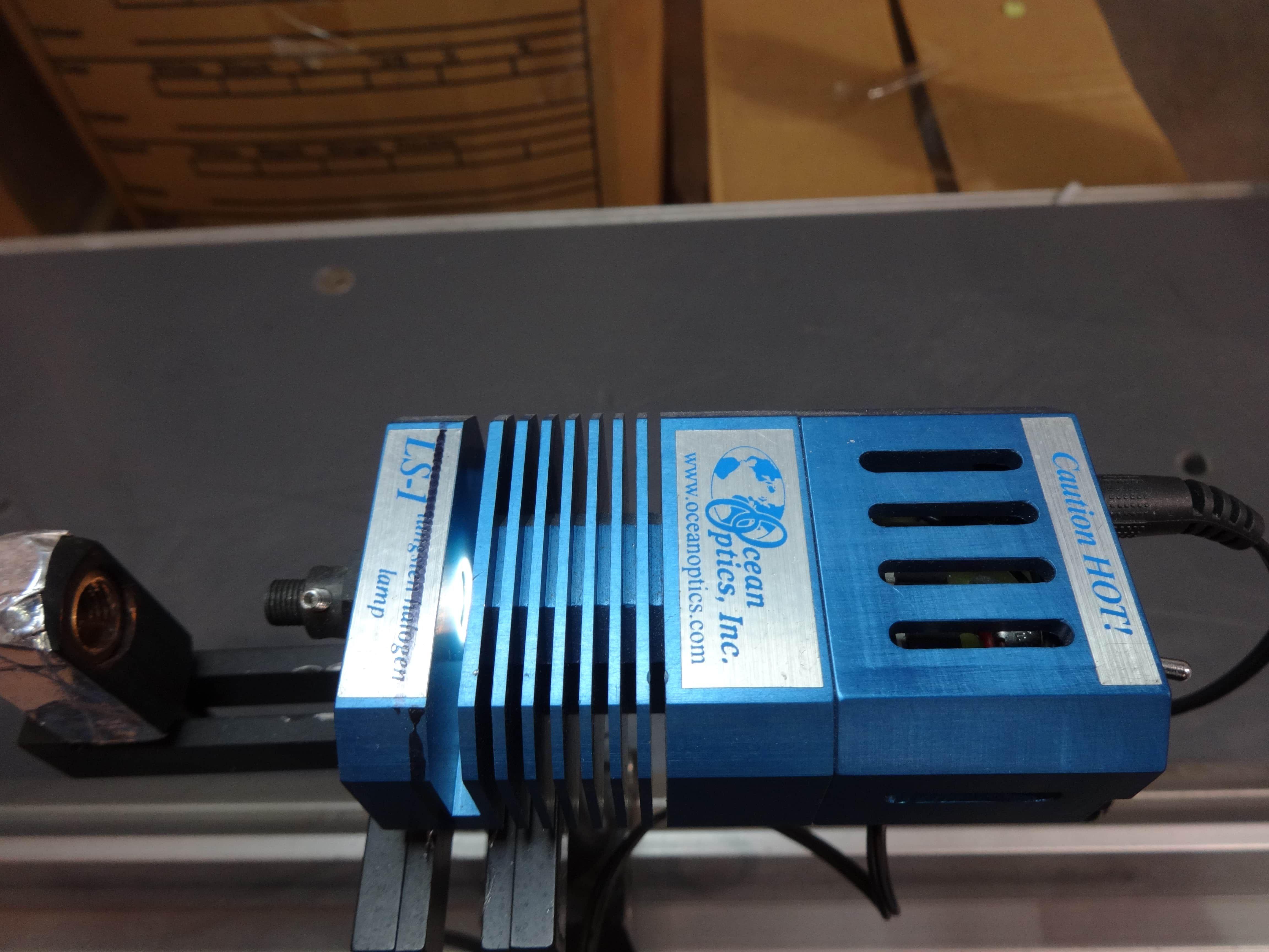 Ocean Optics LS-1 tungsten lampLS-1