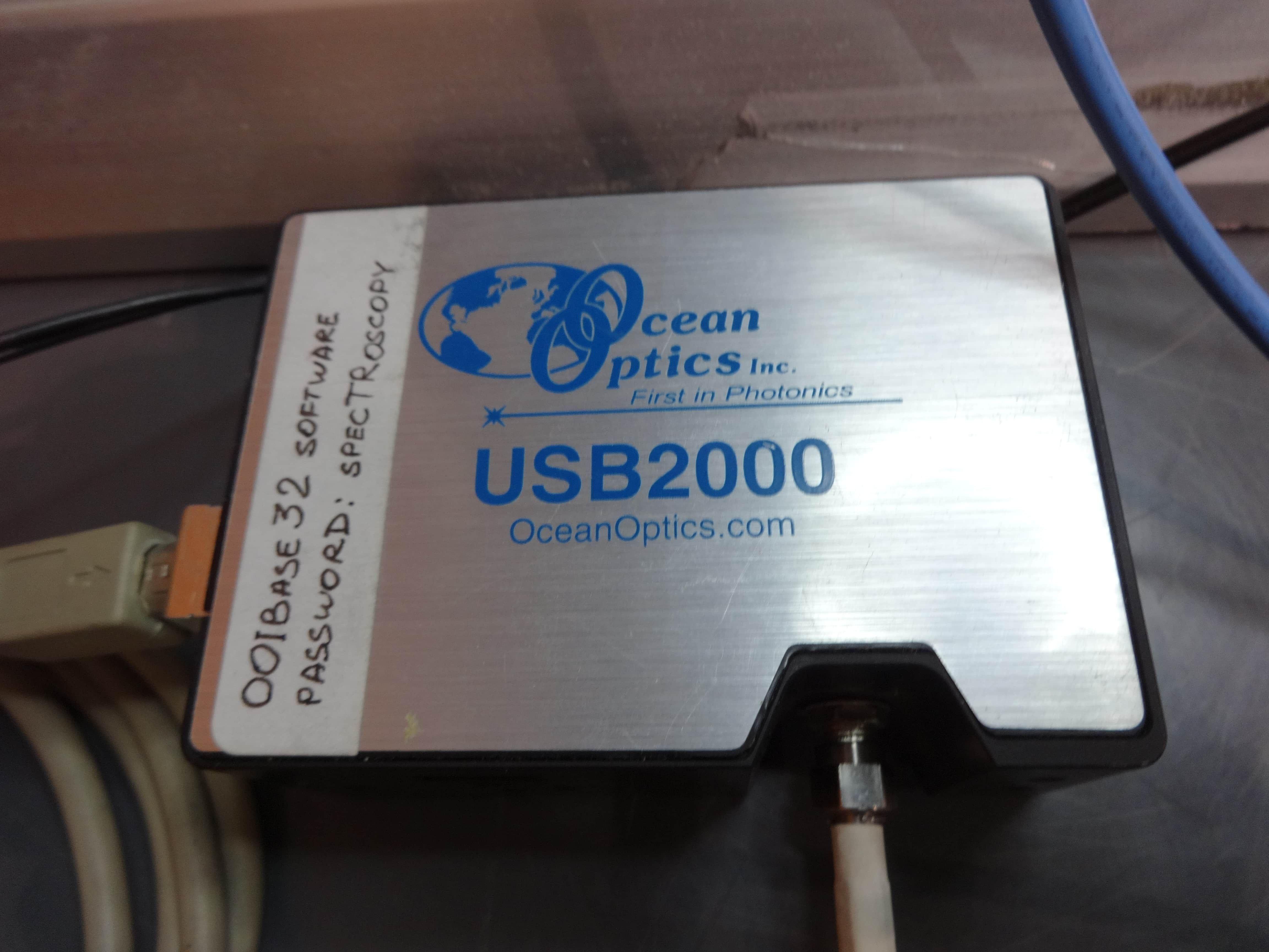 Ocean Optics USB 2000