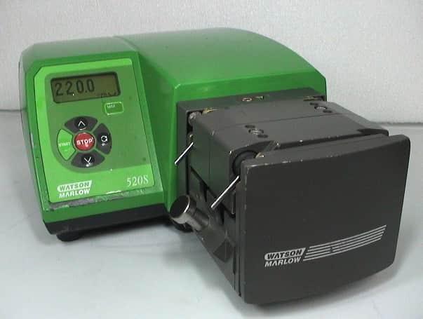 Watson Marlow 520S Pump with 505 Pumphead