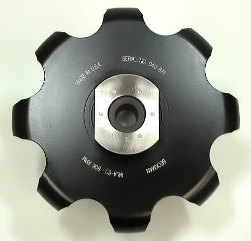Beckman Coulter MLA-80 Ultra Centrifuge Rotor