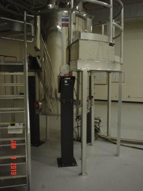 Oxford 800MHZ magnet w/platform