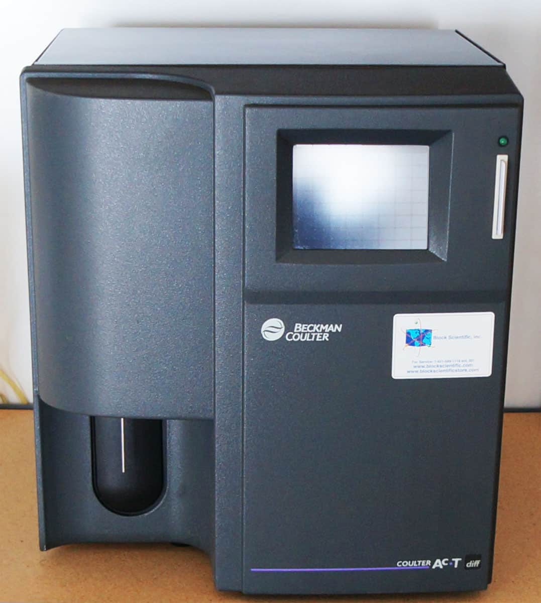 Beckman Coulter Act Diff Hematology Analyzer and Printer