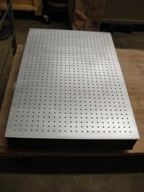 Newport Optical Table