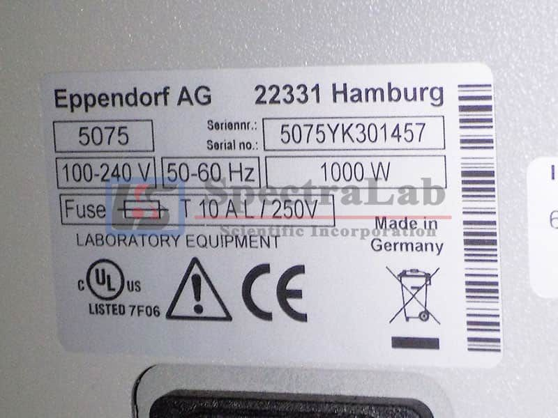 Eppendorf epMotion 5075 TMX Liquid Handling Workstation