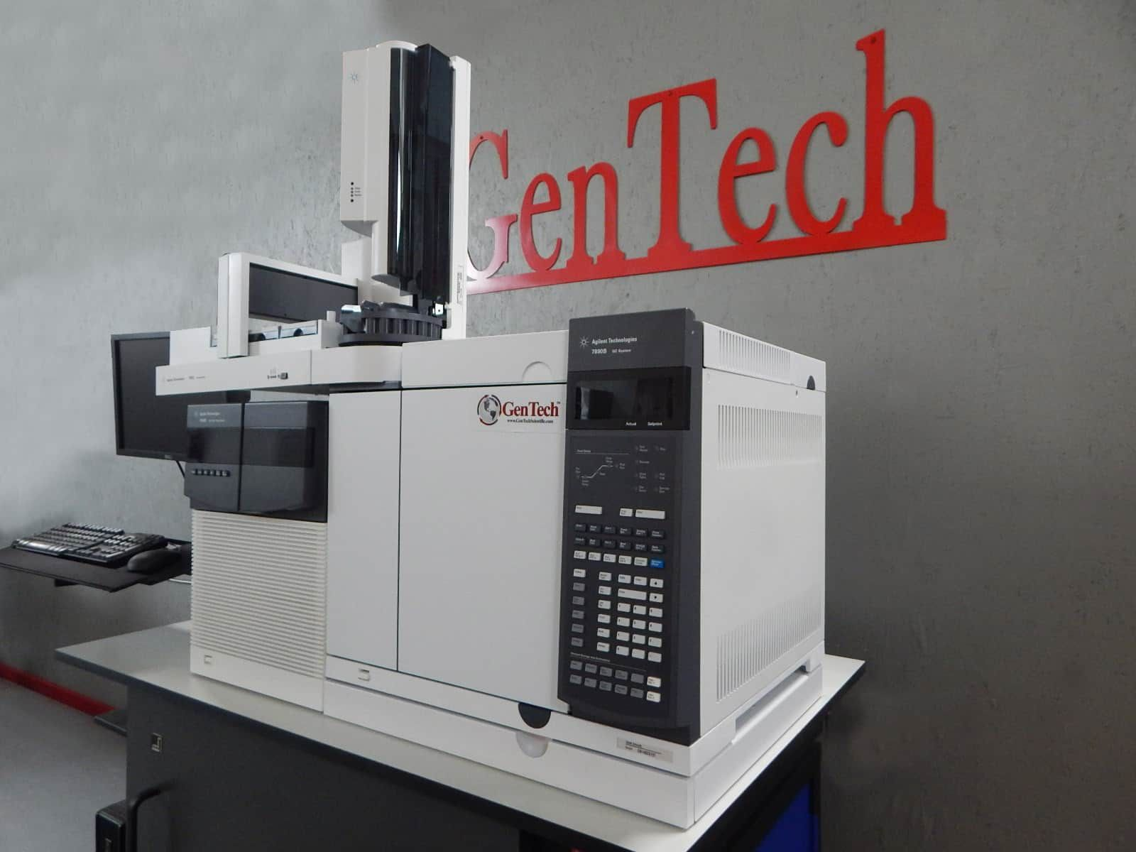 Agilent 7000C MS/MS with 7890 GC & 7693 Autosampler