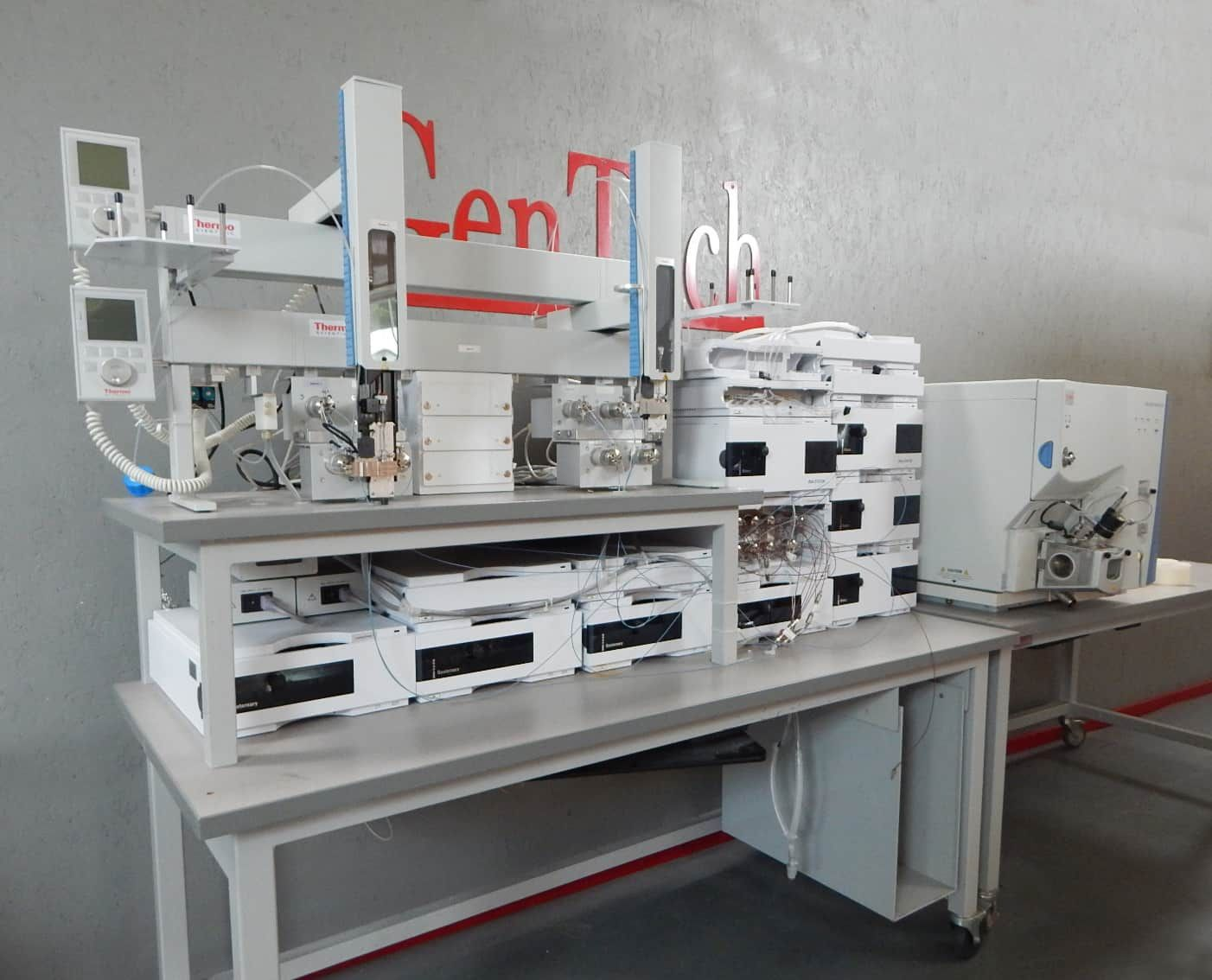 Thermo TSQ Quantum Ultra LC/MS/MS Multiplexing System