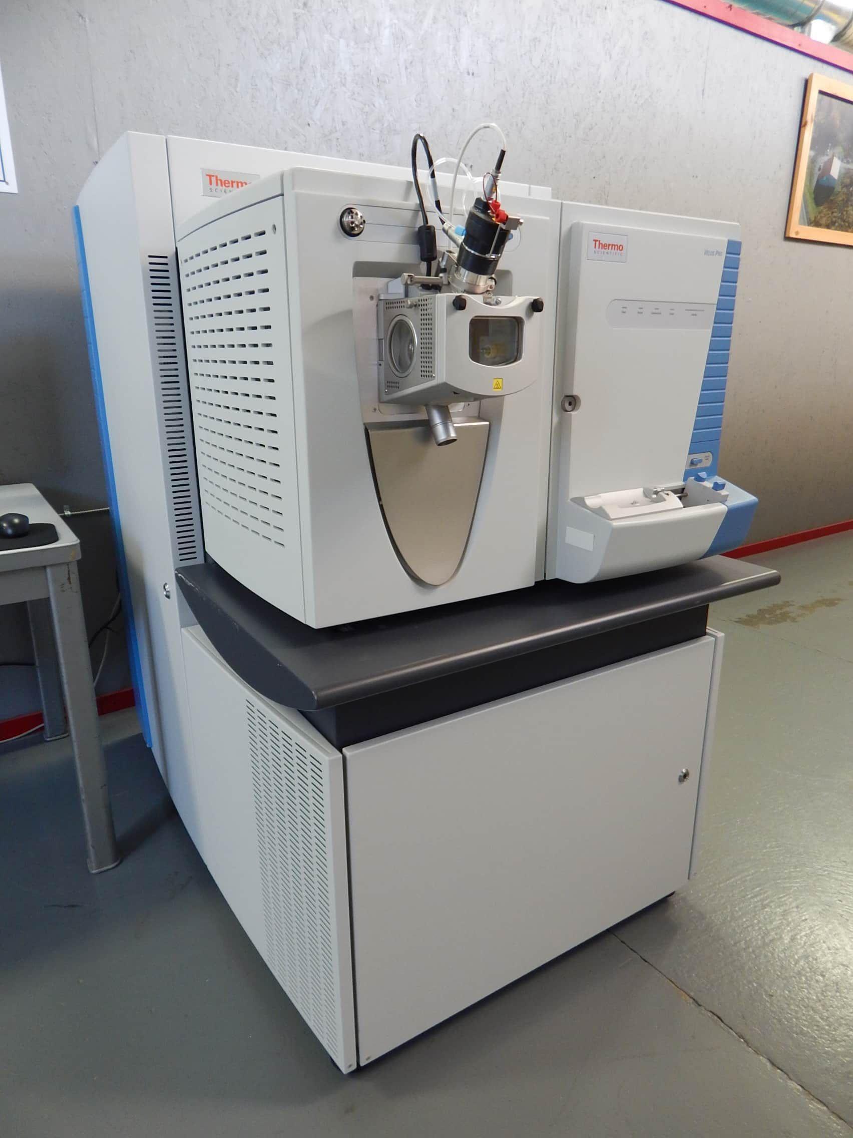 Thermo Orbitrap Elite & Velos Pro Mass Spectrometer