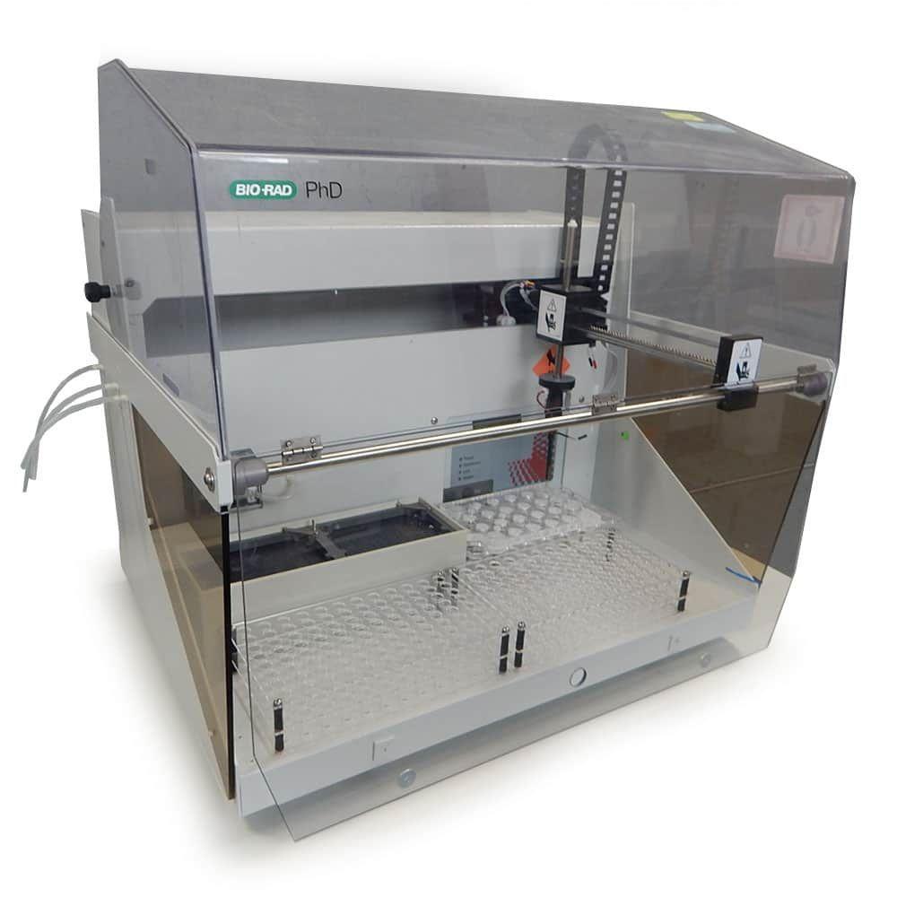 Bio-Rad PhD Autoimmune IFA and EIA Testing System
