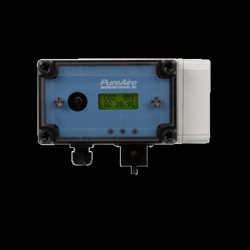 O2/CO2 Monitor