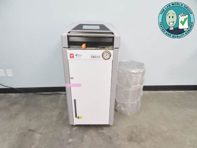 Yamato SM820 Steam Autoclave with Dryer - Unused 2019 with Warranty