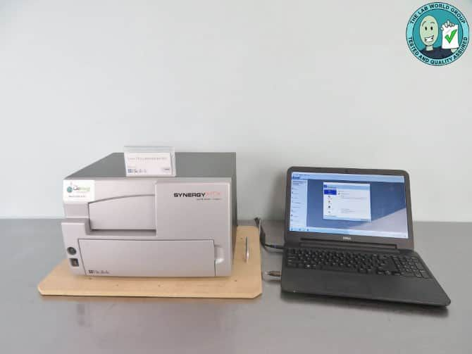 BioTek Synergy HTX Mulit-Mode Microplate Reader with Warranty
