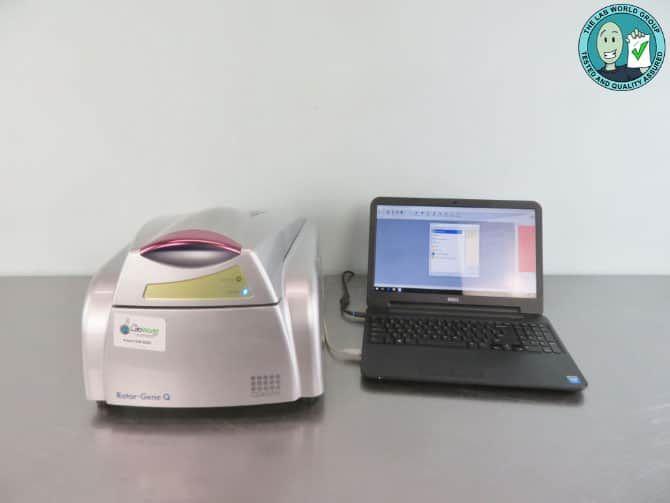 QIAGEN ROTOR GENE Q - 5PLEX HRM REAL TIME PCR