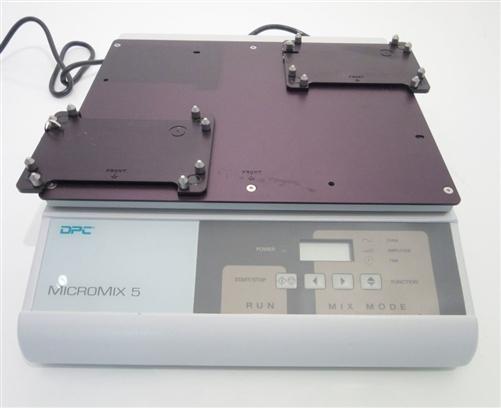 Euro / DPC MicroMix 5 Plate Shaker