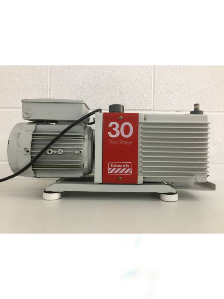 Edwards 30 E2M30 Rotary Vane Two Stage Vacuum Pump