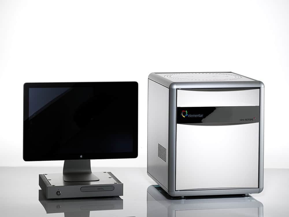 vario ISOTOPE cube
