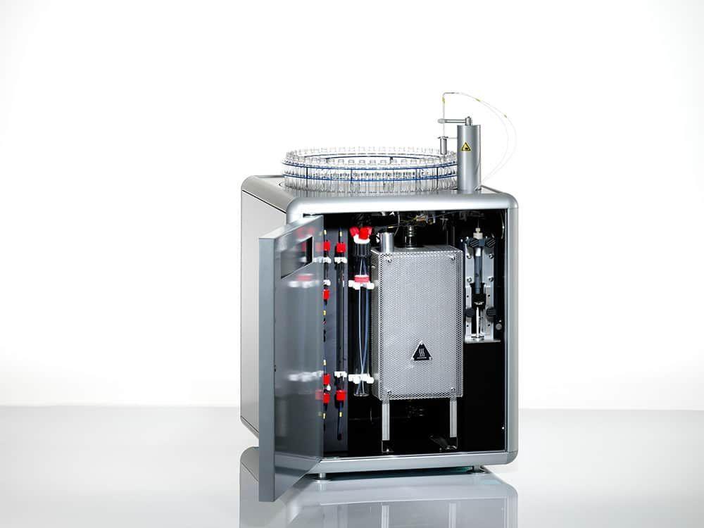 vario TOC cube Elemental Analyzer
