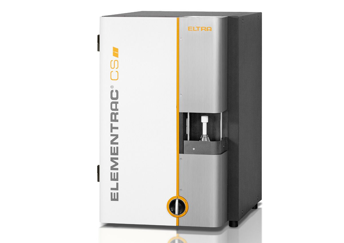 Eltra Carbon/Sulfur Analyzer Elementrac CS-i
