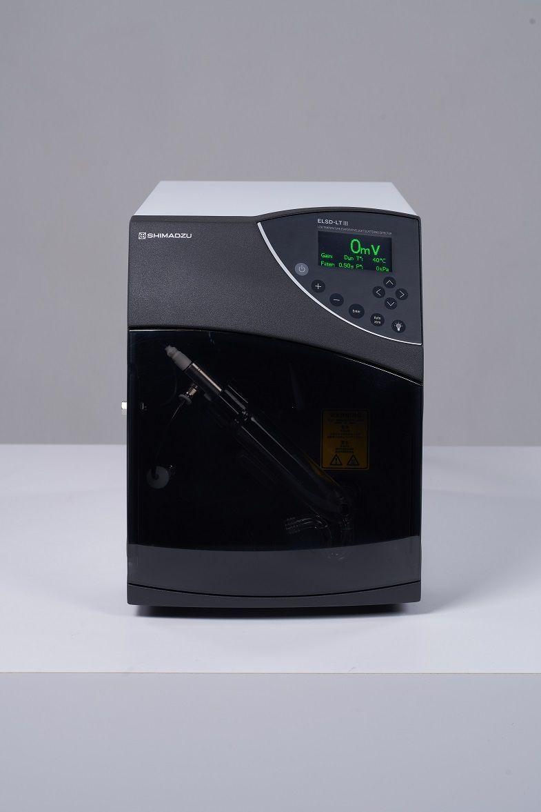 New Shimadzu Evaporative Light Scattering Detector for HPLC