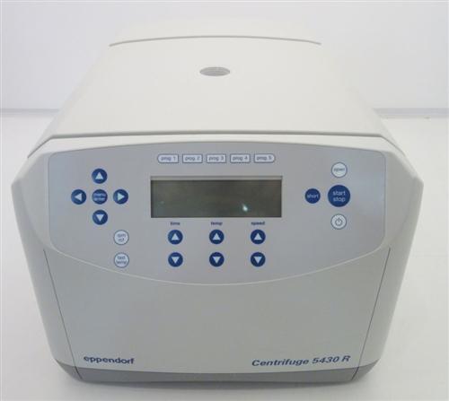 Eppendorf 5430R Refrigerated Centrifuge