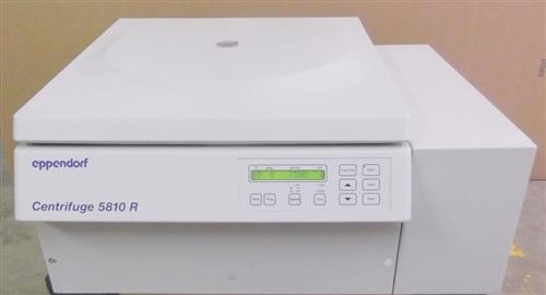 Eppendorf 5810R Refrigerated Centrifuge
